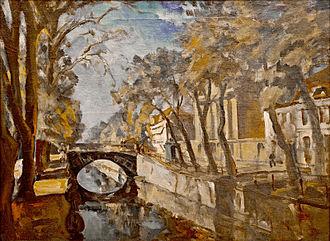 Ulrich Hübner - City Canal, Potsdam