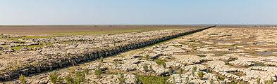 Uniek door eb en vloed steeds wisselend kweldergebied. Locatie, Noarderleech Provincie Friesland 30.jpg