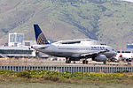 United Airlines Airbus A320-232 N433UA (16859598442).jpg