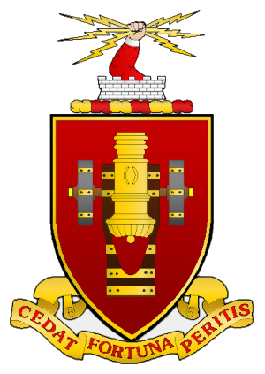 United States Army Field Artillery School - Device of the United States Army Field Artillery School