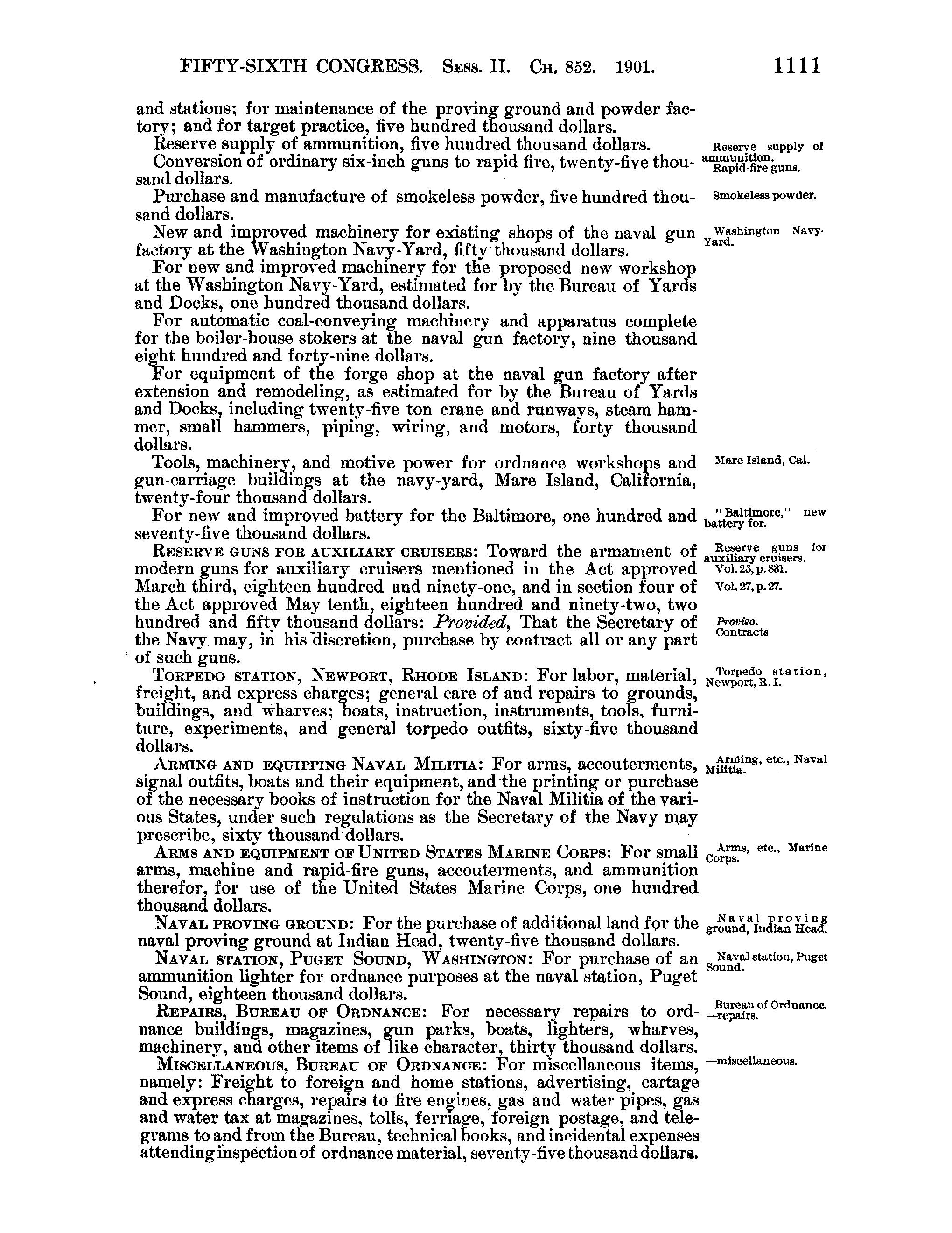 Pageunited States Statutes At Large Volume 31djvu 1163 Marine Wiring Books Namespaces