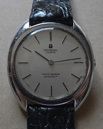 Universal Genève - UG White Shadow Automatic