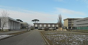 Montesquieu University - University campus in Pessac