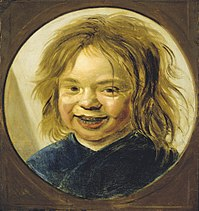 Unknown painter - Laughing boy (17th-century).jpg