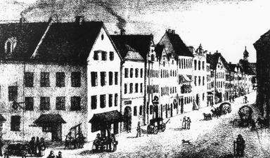 Hotel Freisinger Hof Munchen