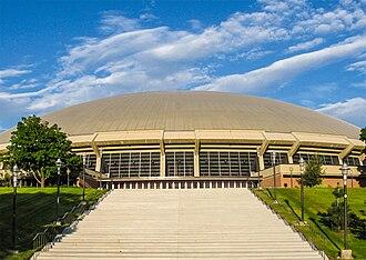 Utah Utes - Jon M. Huntsman Center