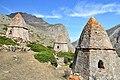 Upper Chegem, group of octagonal tombs 2.jpg