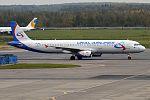 Ural Airlines, VP-BBH, Airbus A321-231 (30233044246).jpg