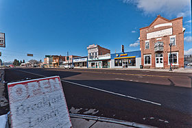 Panguitch Main Street