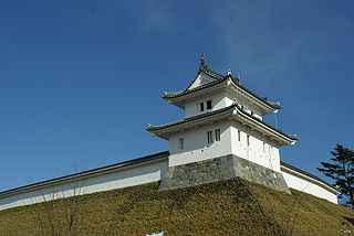 Utsunomiya Castle castle in Utsunomiya, Japan