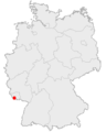 Völklingen location in germany.png