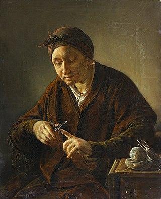Портрет женщины. Национальная картинная галерея Армении