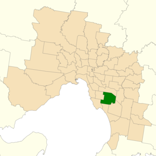 Electoral district of Clarinda