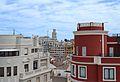 València i edificis de l'avinguda de l'Oest.JPG