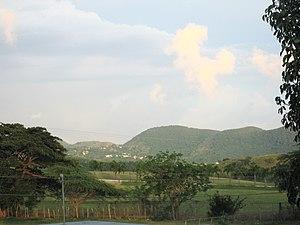 Sabana Grande, Puerto Rico - Valle de Lajas/Lajas Valley, November 2006