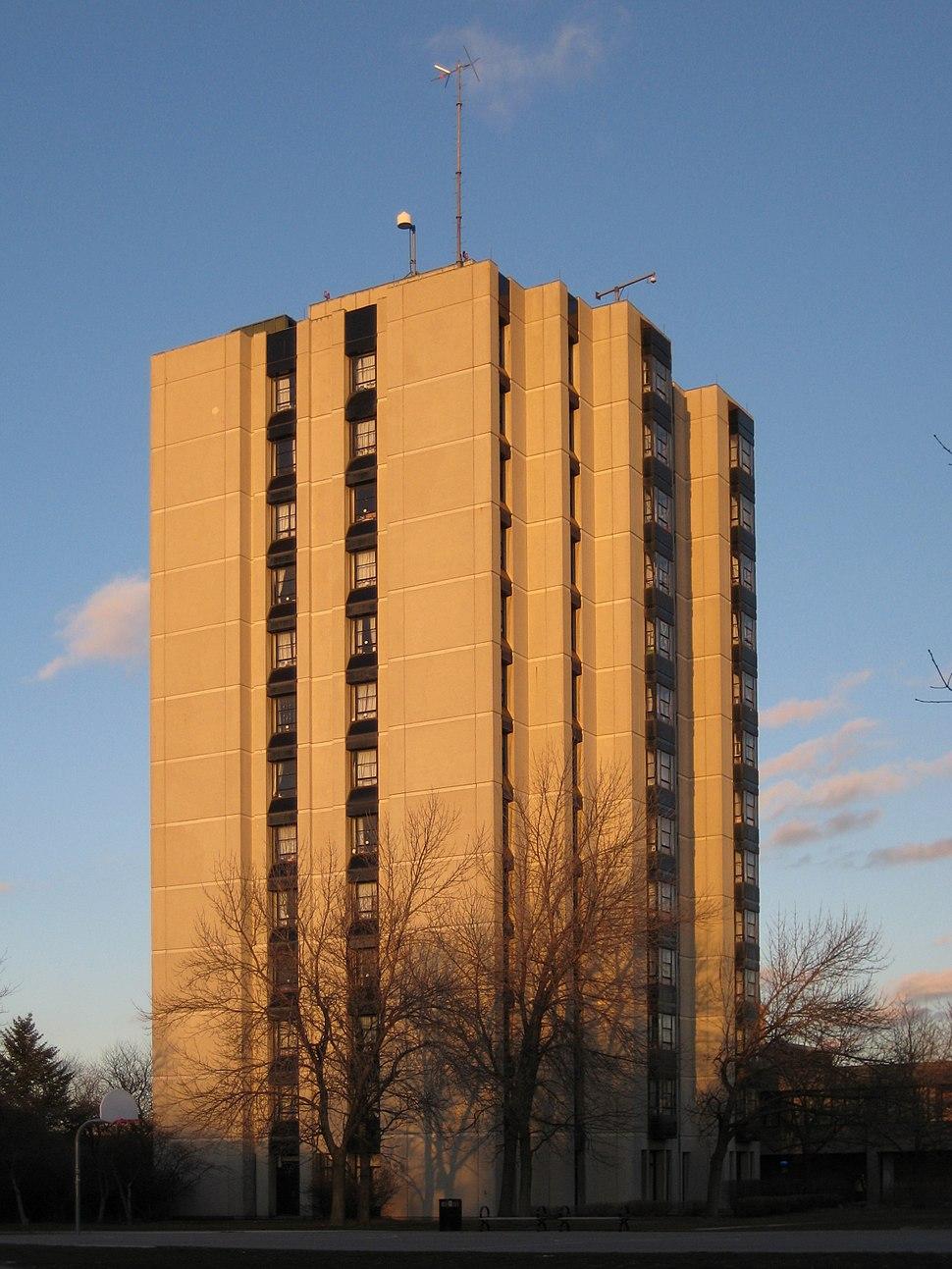 Vanier Residence York University Jan08 fixed