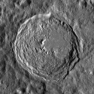 Vavilov (crater)