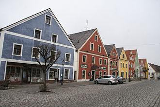 Velburg - Image: Velburg Ortskern 02