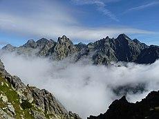 Velká a Malá Studená dolina - ústí (2), Vysoké Tatry.JPG
