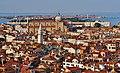 Venezia Blick vom Campanile der Basilica di San Marco 18.jpg