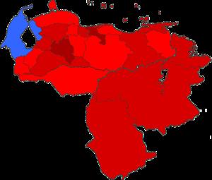 Venezuelan general election, 2000