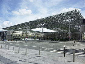 Image illustrative de l'article Gare d'Amiens