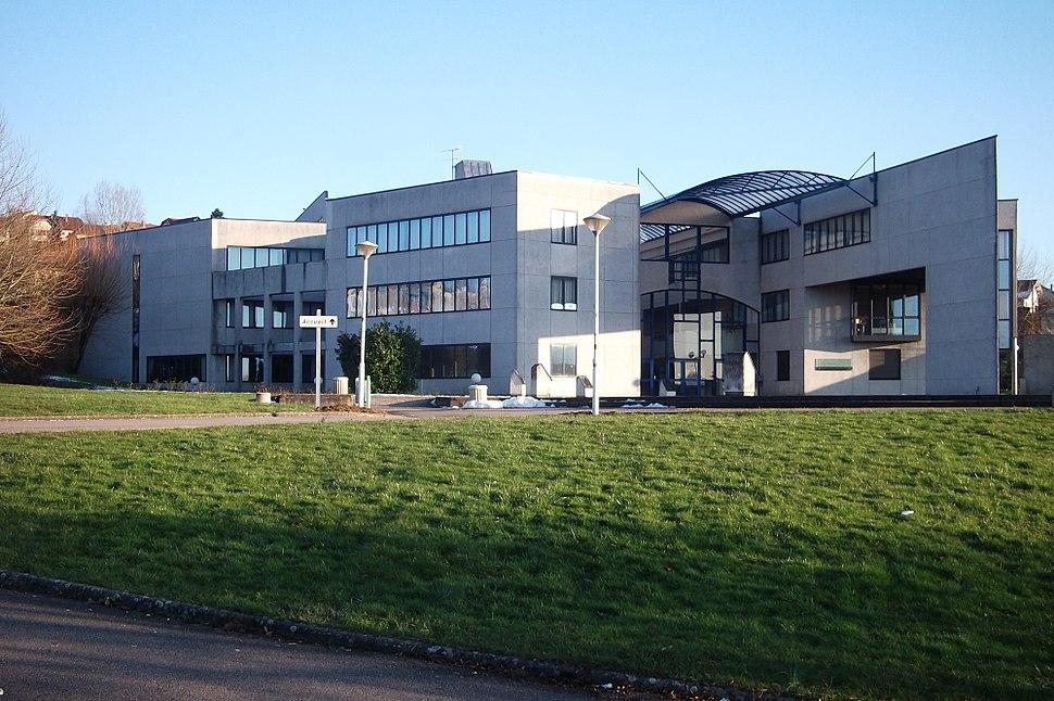 Vesoul Lycée des Haberges