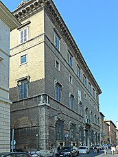 Palacio Sacchetti, Roma (1542 - 1546)