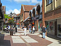 Vicarage Walk, Quedam Shopping Centre, Yeovil - geograph.org.uk - 1429914.jpg