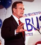 Vice President Bush campaigns for President in Augusta, South Carolina 3145 (cropped2).jpg