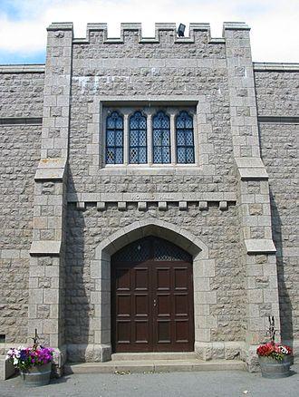 Thomas Benjamin Frederick Davis - Howard Hall