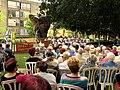 Victory Day (9 May) ceremony, Golda Park, Kiryat Motzkin - 1.jpg