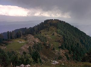 Mukeshpuri - View from Mushkpuri