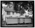 View of East rear, facing northwest - 2005 North Lamar Avenue (House), 2005 North Lamar Avenue, Tampa, Hillsborough County, FL HABS FL-543-3.tif