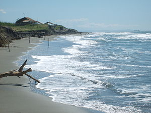Vigan - Vigan coast