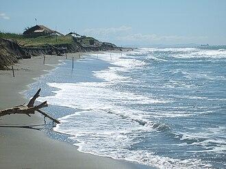 Ilocos Sur - Coastline of Vigan