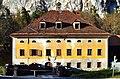 Villach Unterfederaun 14 Gewerkenhaus Schmiedeeisenausleger 20102008 01.jpg