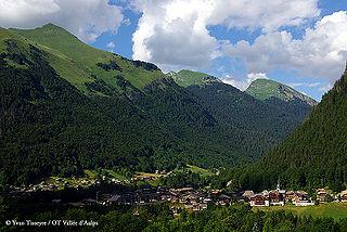 Montriond Commune in Auvergne-Rhône-Alpes, France