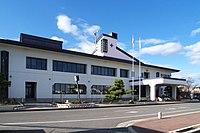 Village Hall of Noda, Iwate, Japan.jpg
