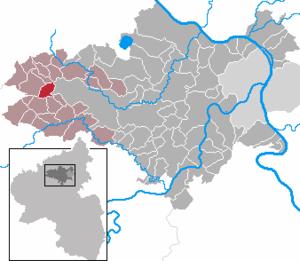 Virneburg - Image: Virneburg in MYK