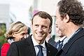 Visite du Président de la République Française à l'Ecole polytechnique (24078335438).jpg