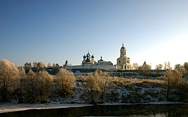 Vissotzki monastery in Serpukhov winter.jpg