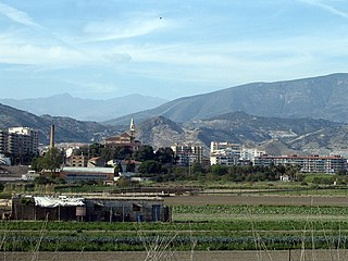 Motril Municipality in Andalusia, Spain