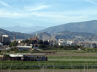 Marple, Greater Manchester - Motril, Spain, twinned with Marple