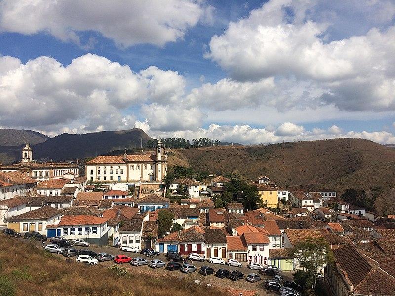Patrimônio Cultural da Humanidade no Brasil - Ouro Preto