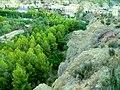 """Vista parcial del parque de """"Las cuevas""""- (Autor- A. Molina).jpg"""
