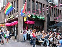 Homos ontmoeten plaatsen