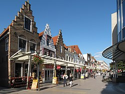 Winkelstraat, la strada dello shopping