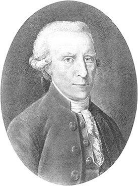Фосс, Кристиан Фридрих — Википедия