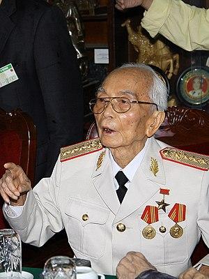 Võ Nguyên Giáp - General Võ Nguyên Giáp